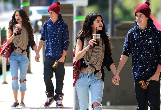 Selena Gomez i Justin Bieber na randce