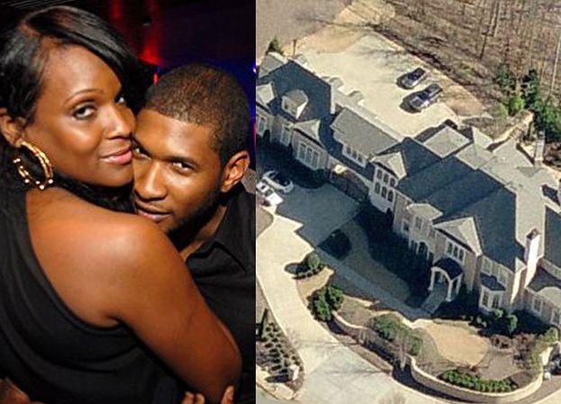 """Usher: """"Dom sprzedam nawet razem z byłą żoną!"""""""