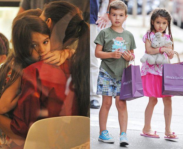 """Adoptuje dziecko, żeby Suri """"nie czuła się samotna""""?"""