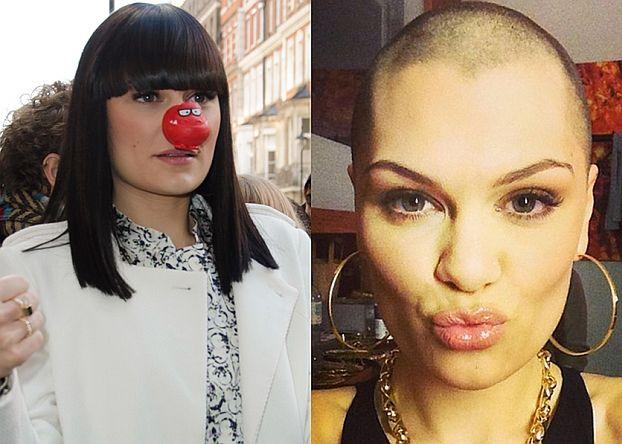 Jessie J. OGOLIŁA SIĘ NA ŁYSO!