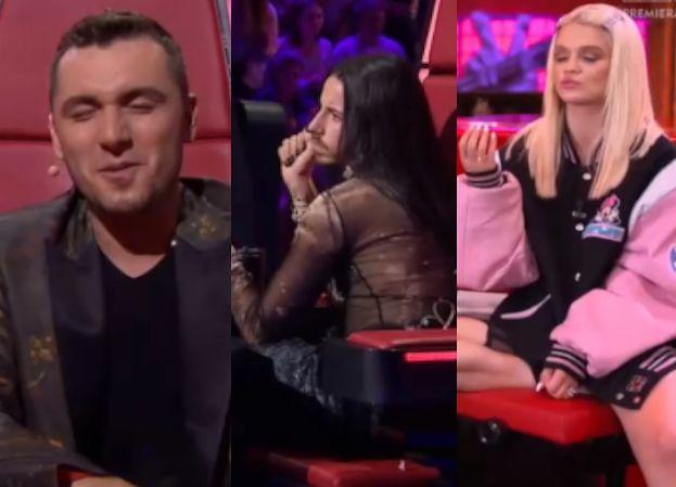 """Pierwszy odcinek """"The Voice of Poland"""" z Kamilem Bednarkiem i Margaret w Jury: """"Masz taki wygar, że zmiażdżyłaś tutaj wszystkich"""""""