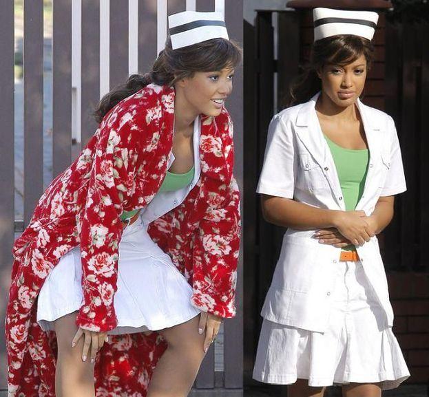 Kazadi jako pielęgniarka... SEKSOWNA?