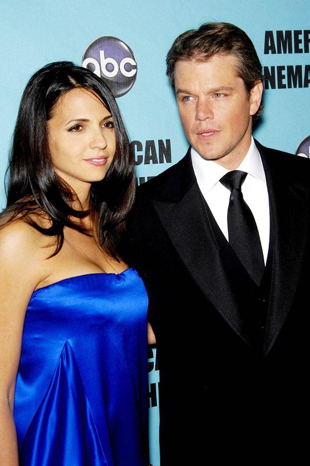 """Damon: """"Nie chcę, aby moje córki zostały gwiazdami"""""""