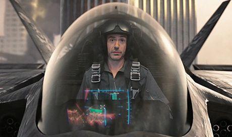 Robert Downey w reklamie gry komputerowej!