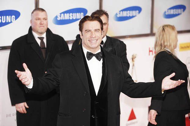 """Travolta """"uzdrowił ofiarę wypadku""""!"""