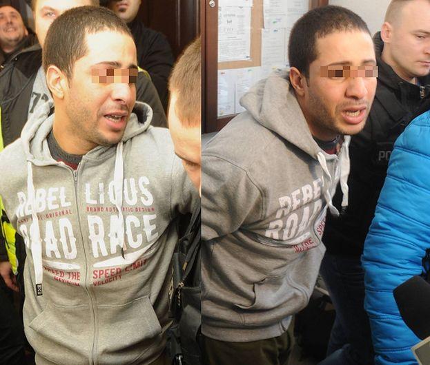 """Tunezyjczyk z Ełku: """"Broniłem się, brałem tego noża w strachu. Ja nigdy nie chciałem, żeby ktoś zabić"""""""