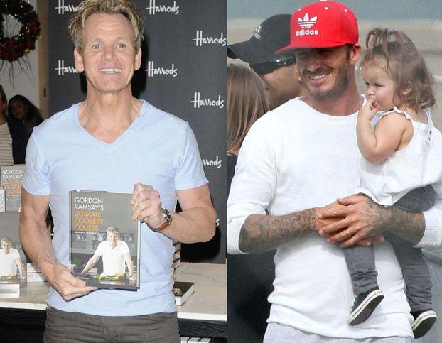 Beckham i Ramsay otwierają razem restaurację!