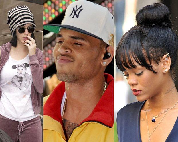 """Perry o powrocie do Chrisa: """"Rihanna popełnia wielki błąd"""""""