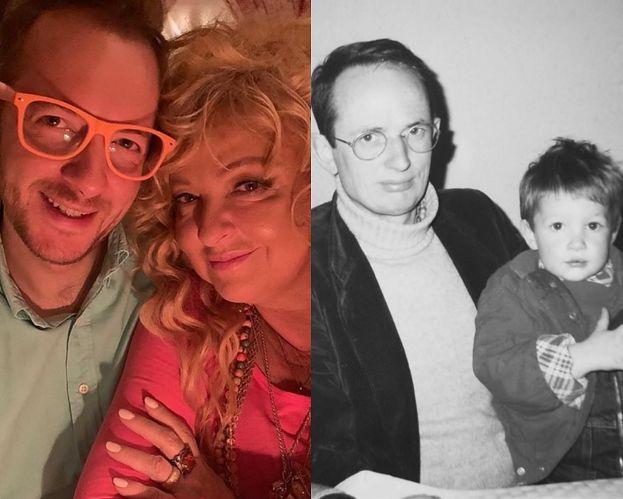 """Syn Magdy Gessler pokazał zdjęcie z ojcem. Fani: """"Jesteś odbiciem lustrzanym swojego taty"""" (FOTO)"""