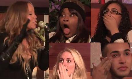 Mariah Carey zaskoczyła swoich fanów!