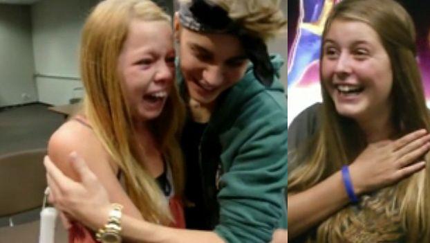 Bieber zaskoczył swoje fanki! SZOK?