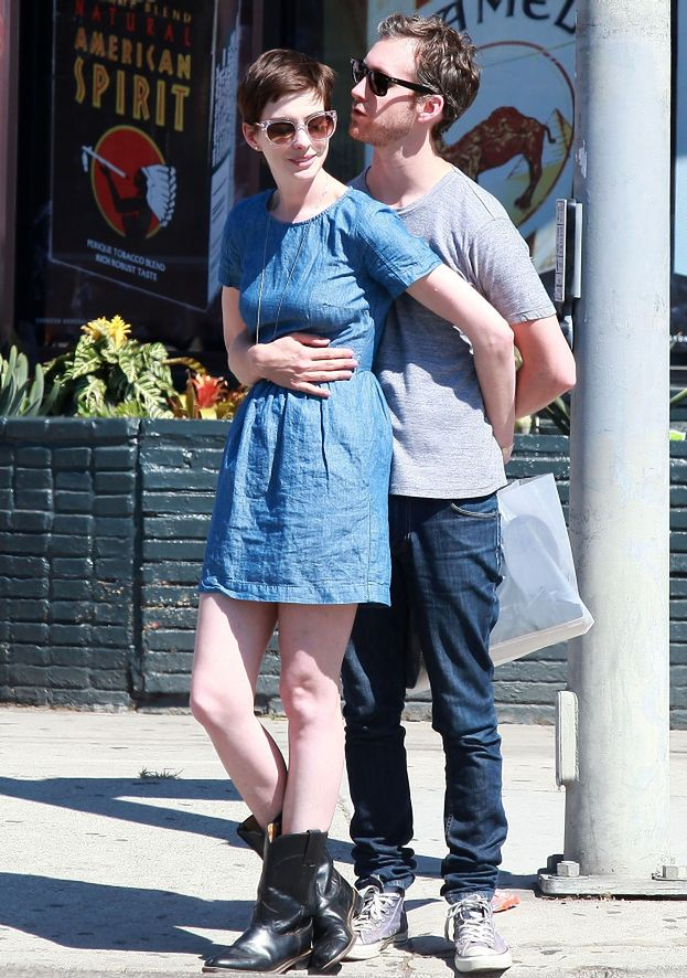 Anne Hathaway wyszła za mąż!
