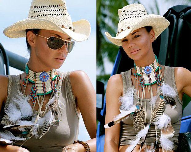 Górniak w kowbojskim kapeluszu (ZDJĘCIA)