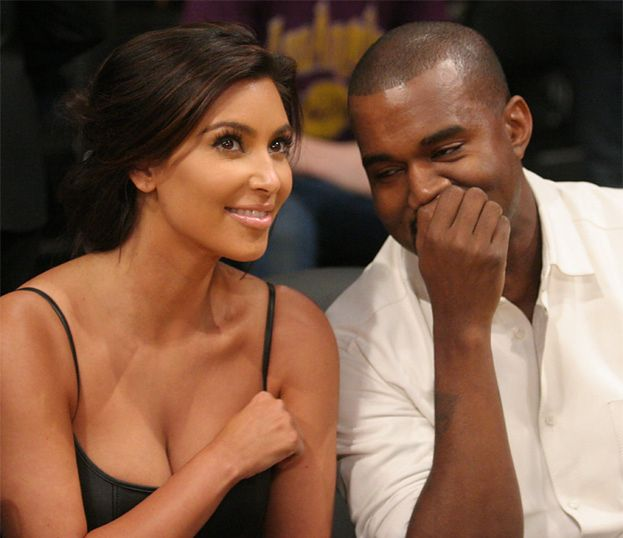 Kim i Kanye będą mieli DZIEWCZYNKĘ!