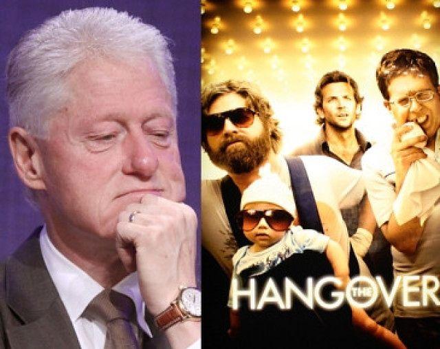 """Bill Clinton wystąpi w... """"Kac Vegas 2""""!"""