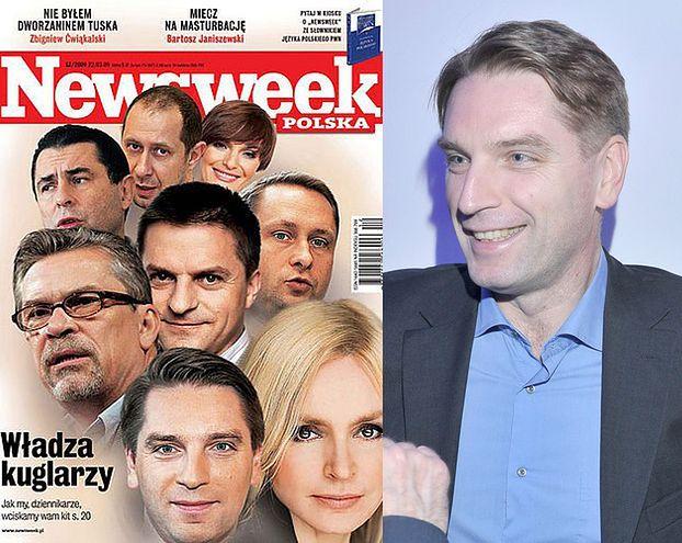 """Lis nowym naczelnym """"Newsweeka""""!"""