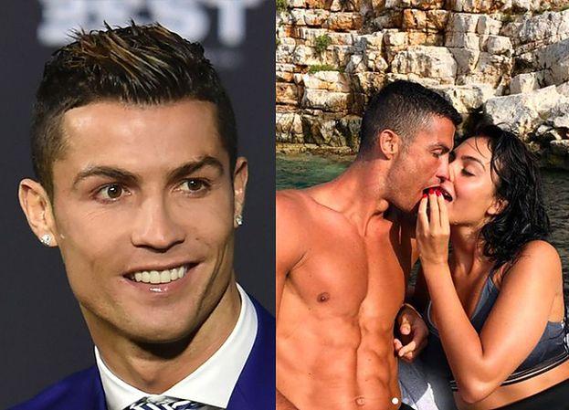 """Cristiano Ronaldo wyznaje, że współżycie z Georginą jest """"lepsze niż jego najpiękniejszy gol"""""""