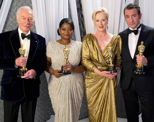 Meryl Streep dostała TRZECIEGO Oscara!