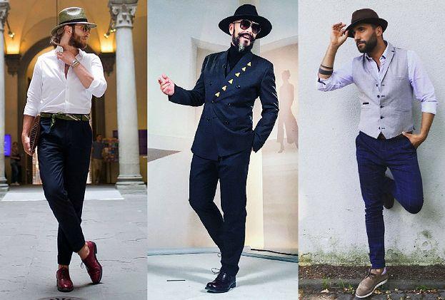 Jakie kapelusze męskie wybierają celebryci?