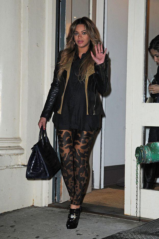 Beyonce zgłosiła się do szpitala. RODZI!