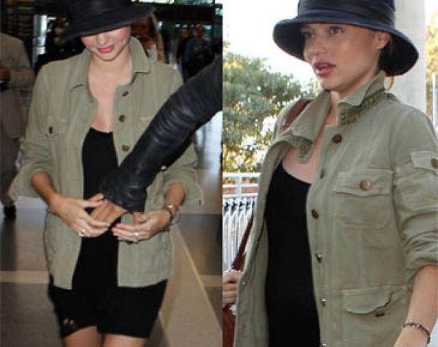 Ciężarna Miranda Kerr! (ZDJĘCIA)