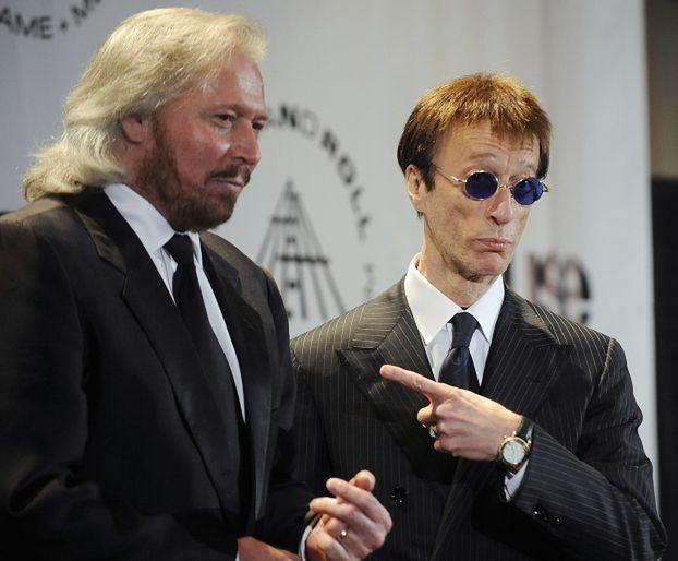 """Robin Gibb w śpiączce, """"zostało mu kilka dni życia""""!"""