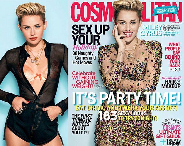"""Miley: """"Społeczeństwo chce mnie UCISZYĆ!"""""""