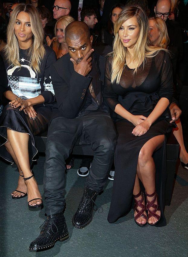 """Kim: """"Ślub zaplanuje Kanye. Zgadzam się na wszystko!"""""""