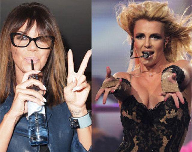 Górniak chce tańczyć jak Britney Spears!
