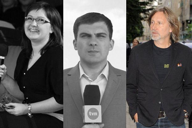 """Saramonowicz o Krzyżach Zasługi dla zmarłych dziennikarzy: """"TO ŻAŁOSNE PODLIZYWANIE SIĘ!"""""""