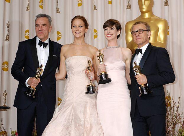 Aktorzy cieszą się z Oscarów! (FOTO)