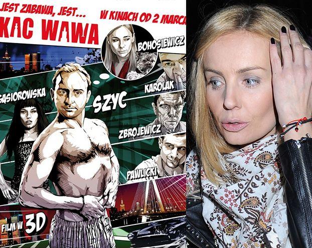 """""""Nie chodzę na polskie komedie. SĄ SŁABE!"""""""