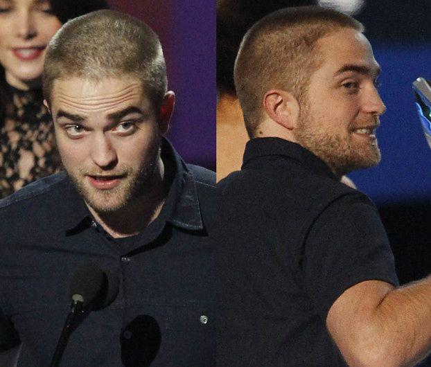 Pattinson obciął włosy! (ZDJĘCIA)