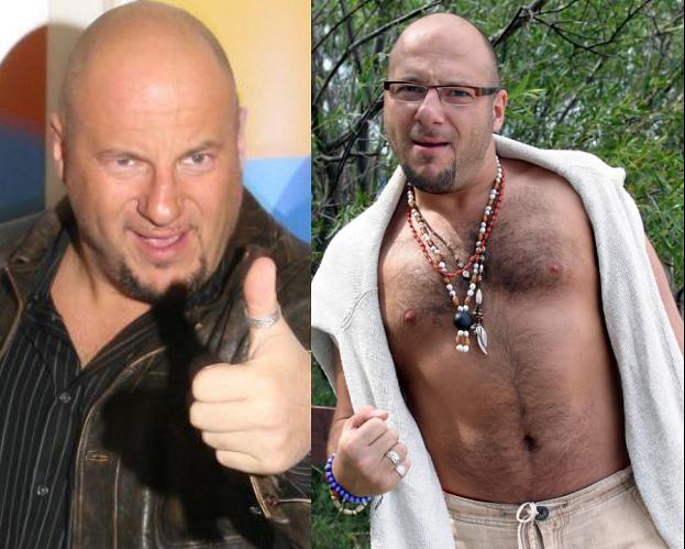 Piotr Gąsowski ROZEBRAŁ SIĘ do roli! (FOTO)