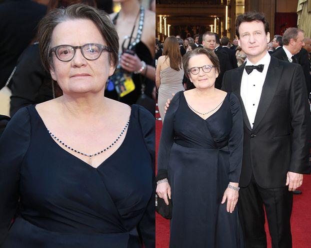 Holland i Więckiewicz na rozdaniu Oscarów (FOTO)