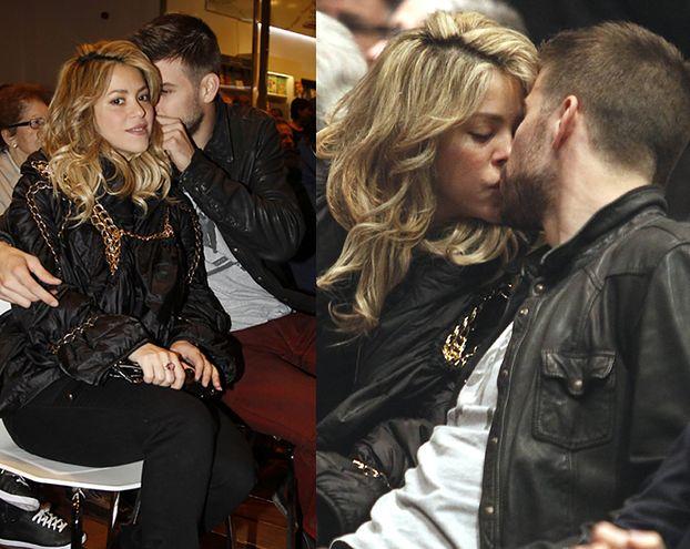 Shakira i Gerard CAŁUJĄ SIĘ na konferencji! (FOTO)