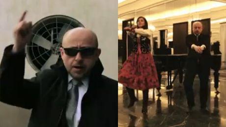 Polski ambasador tańczy... Gangnam Style!