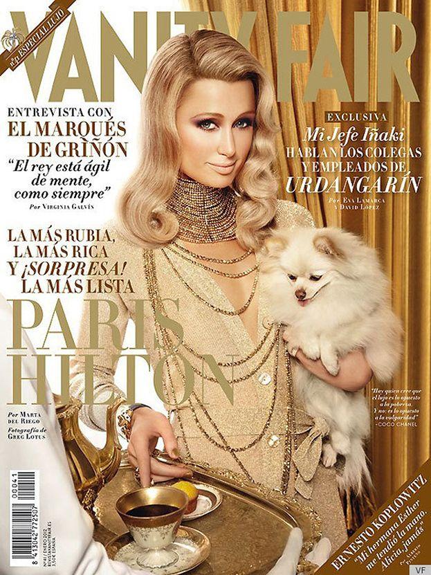 """RETUSZ MIESIĄCA: """"Poprawiona"""" Paris Hilton! (FOTO)"""