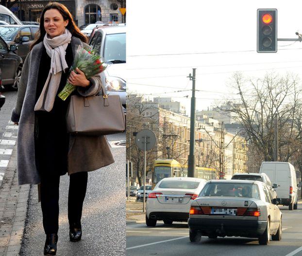 Rusin przejeżdża na czerwonym świetle (ZDJĘCIA)
