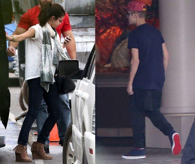 Selena i Justin znów razem?! (FOTO)