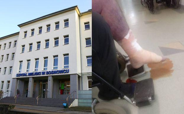 """Szpital w Sosnowcu wydał oświadczenie w sprawie śmierci pacjenta: """"Przepraszamy, iż NIE SPEŁNILIŚMY PAŃSTWA OCZEKIWAŃ"""""""