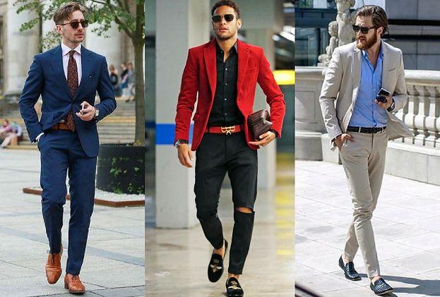 Eleganckie paski do garnituru - jakie wybierają celebryci?