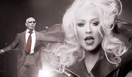 Aguilera w klipie Pitbulla! SEKSOWNA?