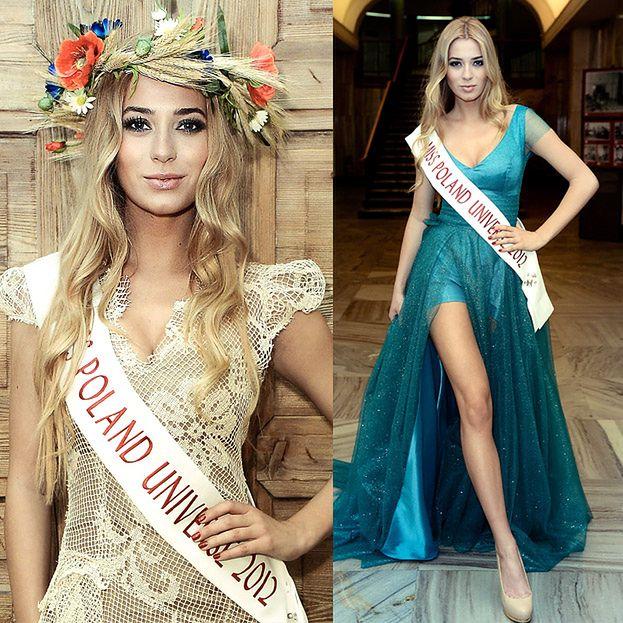 Kreacje Zawadzkiej na Miss Universe!