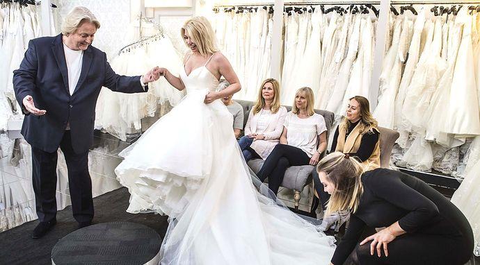 Salon sukien ślubnych: Wielka Brytania