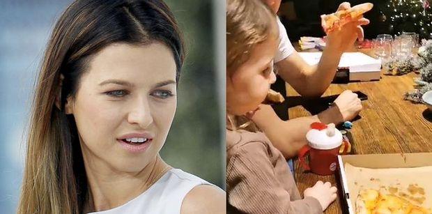 """Anna Lewandowska zachwyca się dietetyczną wiedzą Klary: """"Pyta mnie: Mamo, czy mogę zjeść coś NIEZDROWEGO?"""""""