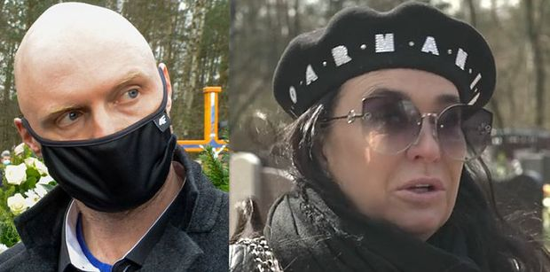 """Ewa Krawczyk o relacjach z synem Krzysztofa Krawczyka. """"Nie jestem powodem tego, że on był samotny"""""""