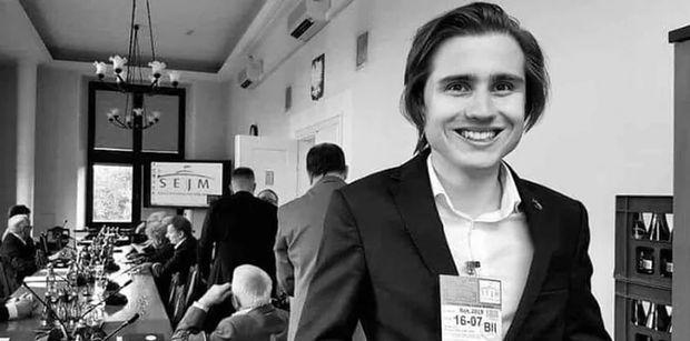 Nie żyje 21-letni radny z Lublina. Jego dziewczynie postawiono zarzut ZABÓJSTWA