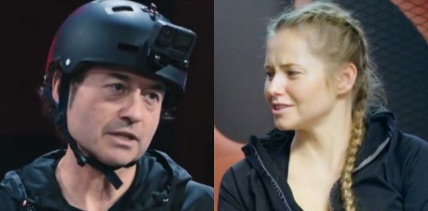 """""""Power Couple"""". Agata i Piotr Rubikowie główkują nad datą pierwszej wspólnej nocy: """"Ty patrzyłaś tylko na jakieś BARA-BARA"""" (WIDEO)"""