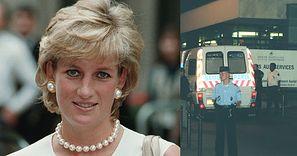 Paryski strażak twierdzi, że ROZMAWIAŁ z księżną Dianą tuż po wypadku w tunelu i zdradza, CO MÓWIŁA!